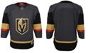 Authentic NHL Apparel Vegas Golden Knights Premier Blank Jersey, Big Boys (8-20)