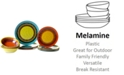 Certified International Sedona Melamine 12-Pc. Dinnerware Set