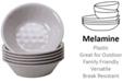 Certified International 6-Pc. Cream Melamine All-Purpose Bowl Set