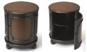 Butler Cafe Noir Drum Table