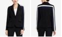 RACHEL Rachel Roy Darby Striped Blazer, Created for Macy's