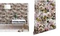 Deny Designs Marta Barragan Camarasa Blooming Wild Botanical Paradise 2'x4' Wallpaper