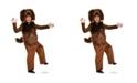 BuySeasons The Secret Life of Pets Duke Deluxe Little and Big Boys Costume