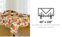 "Elrene Grateful Season 60"" x 120"" Tablecloth"