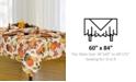 "Elrene Grateful Season 60"" x 84"" Tablecloth"