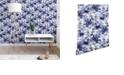 Deny Designs Jacqueline Maldonado Changes Indigo 2'x10' Wallpaper