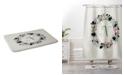 Deny Designs Iveta Abolina Silver Dove Christmas N Bath Mat