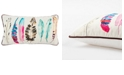 """Rizzy Home 14"""" x 26"""" Feathers Pillow Collection"""