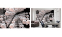 Brewster Home Fashions 3d Spherical Wall Mural