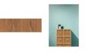 Brewster Home Fashions Oak Troncais Medium Adhesive Film Set Of
