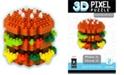 Areyougame 3D Pixel Puzzle - Hamburger