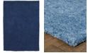 Oriental Weavers Heavenly Shag 73408 Blue/Blue 3' x 5' Area Rug