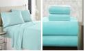 Pointehaven Heavy Weight Cotton Flannel Sheet Set Twin XL