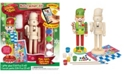 MasterPieces Puzzles Works of Ahhh... Wood Painting Kit - Nutcracker Elf