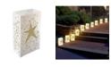 JH Specialties Inc/Lumabase Lumabase 10 Plastic Luminaria Lanterns