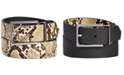 INC International Concepts INC Men's Reversible Belt, Created for Macy's