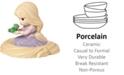 Precious Moments Disney Showcase Collection Dont Ever Change Rapunzel Bisque Porcelain Figurine 183073