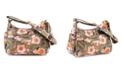 Ju-Ju-Be Hobo Messenger Diaper Bag