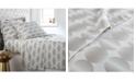Southshore Fine Linens Modern Sphere Printed 4 Piece Sheet Set, Twin/Long