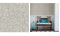 "Brewster Home Fashions Shanti Grid Wallpaper - 396"" x 20.5"" x 0.025"""