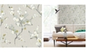 "Brewster Home Fashions Bliss Blossom Wallpaper - 396"" x 20.5"" x 0.025"""