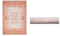 """Bridgeport Home Norston Nor3 Terracotta 8' x 11' 4"""" Area Rug"""