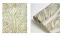 "Brewster Home Fashions Brewster 21"" x 396"" Veneto Palm Tree Wallpaper"