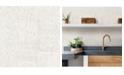 """A-Street Prints 20.5"""" x 396"""" Millau Eggshell Concrete Wallpaper"""