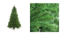 Northlight 7.5' Waterton Spruce Medium Artificial Christmas Tree - Unlit
