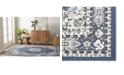 Global Rug Designs Global Rug Design Loma Dark Blue Area Rug Collection