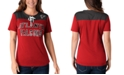 G-III Sports Women's Atlanta Falcons Wildcard Jersey T-Shirt