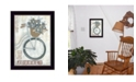 """Trendy Decor 4U Journey By Annie LaPoint, Printed Wall Art, Ready to hang, Black Frame, 20"""" x 14"""""""