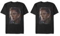 Marvel Men's Avengers Endgame Black Widow Avenge the Fallen, Short Sleeve T-shirt