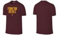 Retro Brand Men's Arizona State Sun Devils Slogan T-Shirt
