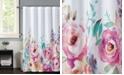 Christian Siriano New York Christian Siriano Spring Flowers Shower Curtain