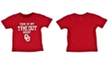 Outerstuff Baby Oklahoma Sooners On Time Out T-Shirt