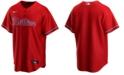 Nike Men's Philadelphia Phillies Official Blank Replica Jersey