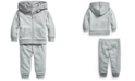 Polo Ralph Lauren Ralph Lauren Baby Boys French Terry Hoodie & Pants Set