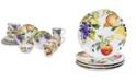Certified International Ambrosia 16-Pc. Dinnerware Set