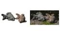 Campania International Coy Koi Animal Statuary