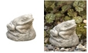 Campania International Tiny Frog Garden Statue
