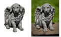 Campania International Angel Puppy Garden Statue