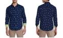 Brooklyn Brigade Men's Slim-Fit South Side Long Sleeve Shirt