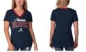 G-III Sports Women's Atlanta Braves Fair Ball T-Shirt