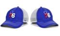 '47 Brand Philadelphia 76ers Trawler Mesh Clean Up Cap