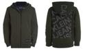 Calvin Klein Big Boys Jeans Back Hit Zip Hoodie