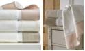"Kassatex CLOSEOUT! Bath Towels, Porto 13"" Organic Cotton Bath Towel Square Washcloth"