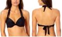 California Waves Juniors' Strappy Push-Up Bikini Top, Created for Macy's