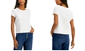 INC International Concepts INC Plus Size Cotton Embellished Top, Created for Macy's