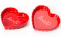 Martha Stewart Collection Heart Pie Dish, Created for Macy's